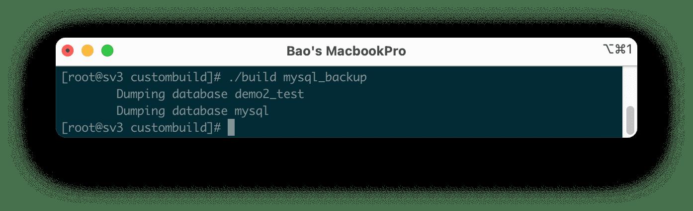 Tối ưu hóa tốc độ MySQL trên DirectAdmin