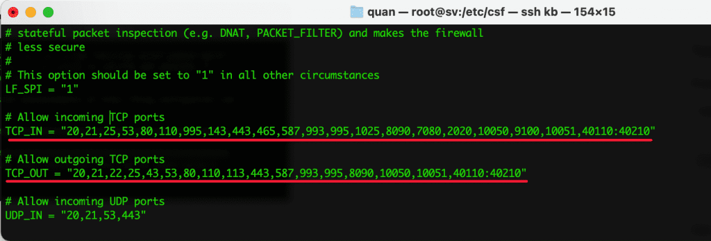 Hướng dẫn đổi Port SSH Linux