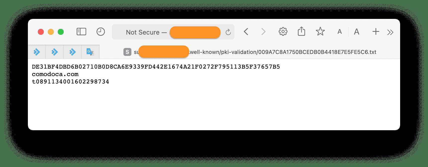 cài đặt SSL trả phí lên DirectAdmin