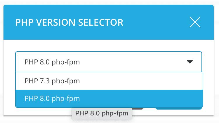 how to install cài đặt PHP 8.0 trên DirectAdmin