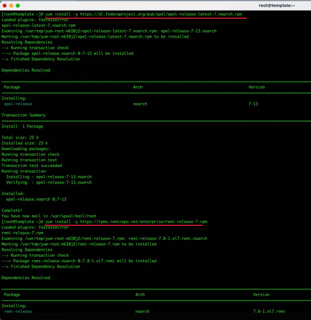 cài đặt PHP 8.0 trên CentOS 7