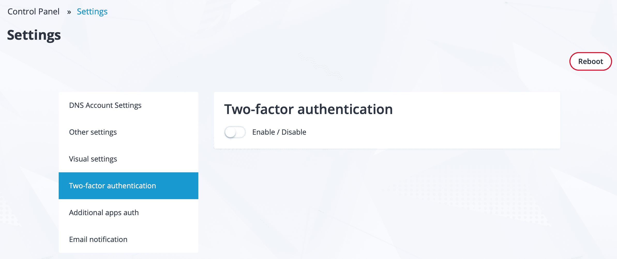 how-enable-two-factor-authentication-fastpanel