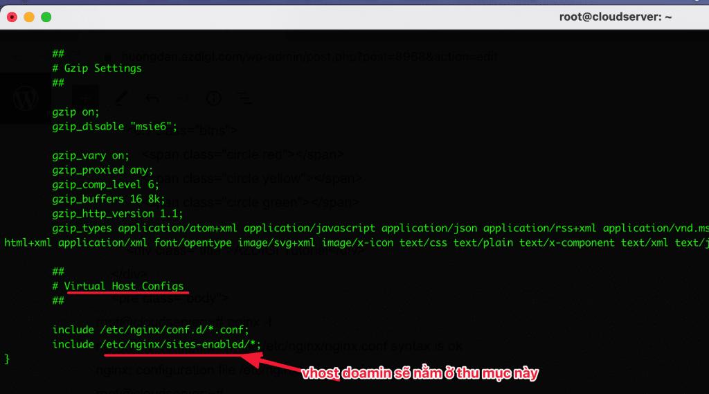 cài đặt SSL trên Webinoly