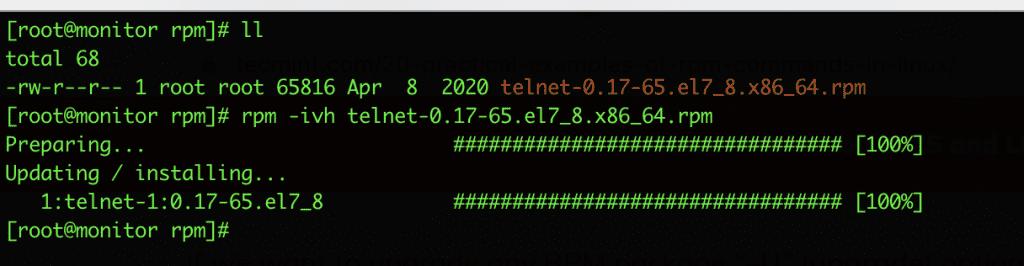 Hướng dẫn sử dụng RPM trên Linux