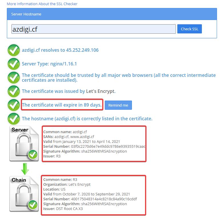 Cài đặt SSL Let's Encrypt với Certbot trên Nginx