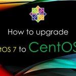 Nâng cấp CentOS 7 lên CentOS 8