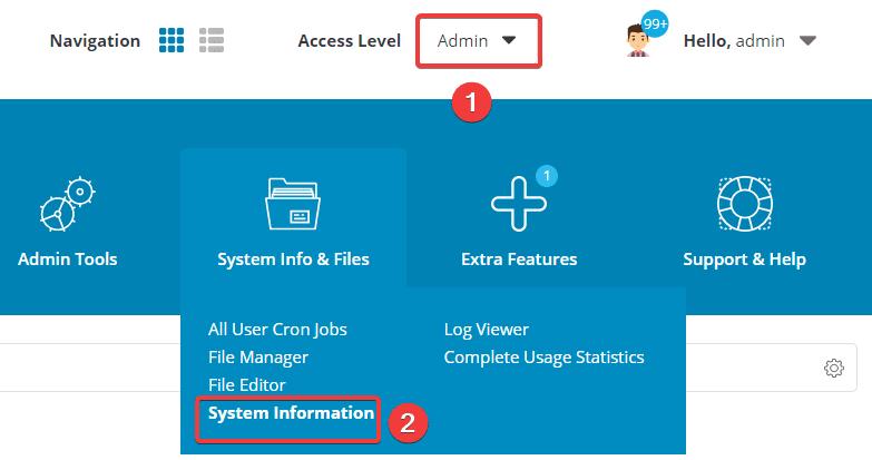 Nâng cấp OpenLiteSpeed lên Litespeed Enterprise trên DirectAdmin