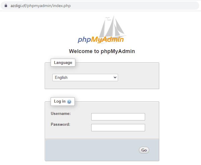 Cài đặt phpMyAdmin trên OpenLiteSpeed
