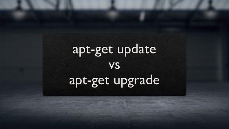 Apt Update and Upgrade